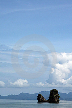Tropical Islands Stock Image - Image: 8256361