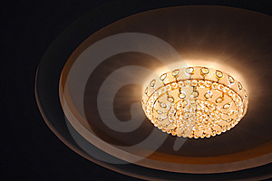 Cold Droplight Royalty Free Stock Images - Image: 8256459