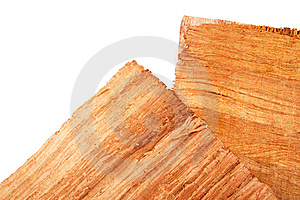 Two Pieces Of Old Papyrus Royalty Free Stock Images - Image: 8265439