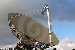 Satellite Dish Stock Images - Image: 8265504