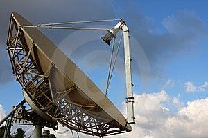 Satellite Dish Royalty Free Stock Photography - Image: 8265527