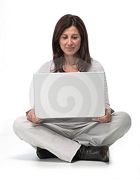 Business Woman Royalty Free Stock Photos - Image: 8265608