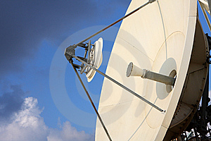 Satellite Dish Royalty Free Stock Images - Image: 8265609