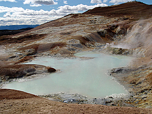 Geothermal Activity 04 Royalty Free Stock Photo - Image: 8265905