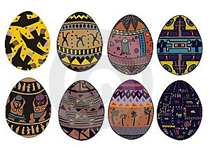 Easter Egg Stock Image - Image: 8266081