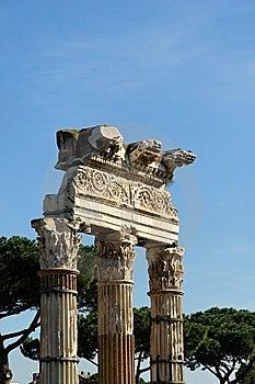 памятник Rome Италии Стоковая Фотография RF - изображение: 8266227