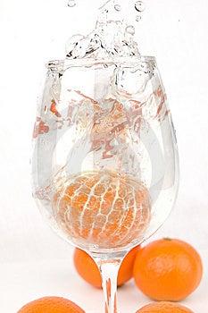 Splashes Stock Photo - Image: 8266580