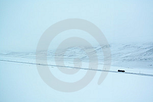 The Road Of Tibetan Plateau Stock Images - Image: 8267694