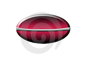 Crimson Button Stock Images - Image: 8268094