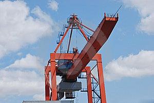 Heavy Lifting Crane Stock Photos - Image: 8269033