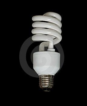 Energy-saving Lamp Royalty Free Stock Image - Image: 8269616