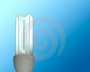 Energy-saving Lamp Royalty Free Stock Photos - Image: 8269748