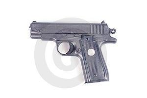 Pistol Royalty Free Stock Image - Image: 8269836