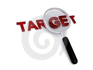 Target Stock Photo - Image: 8270490