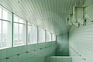 Modern Building Interior Royalty Free Stock Photography - Image: 8271087
