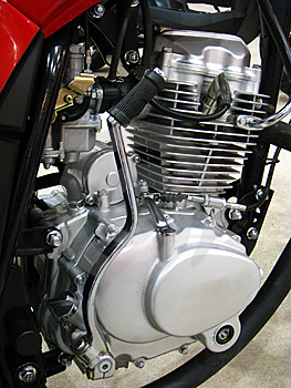 Motorcycle Parts Royalty Free Stock Photos - Image: 8272698