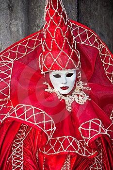Venice Carnival Costume Stock Photography - Image: 8273112