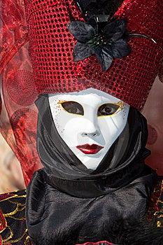 Venice Carnival Costume Stock Photo - Image: 8273320