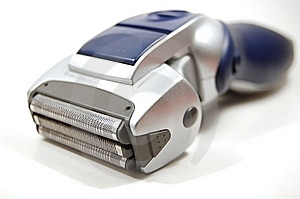 Electric Shaver Royalty Free Stock Image - Image: 8274546
