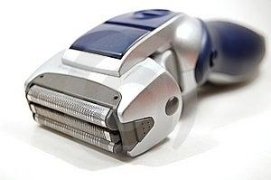 Máquina De Afeitar Eléctrica Imagen de archivo libre de regalías - Imagen: 8274546