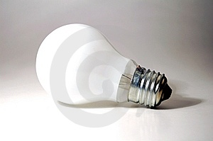 Tungsten Lamp Stock Photo - Image: 8274560