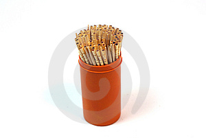 Toothpicks Stock Images - Image: 8275404