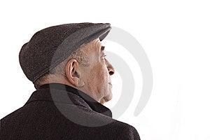 Senior Man Royalty Free Stock Photography - Image: 8275967