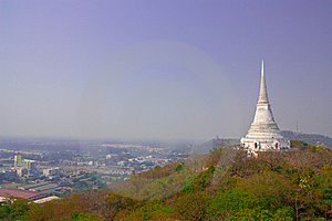 Pagoda On The Mountain. Stock Photos - Image: 8277173