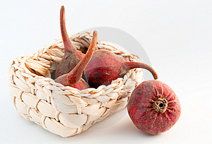Basket Of Fresh Figs Royalty Free Stock Image - Image: 8278086