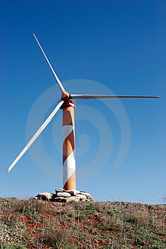 Wind Turbine Stock Image - Image: 8278451