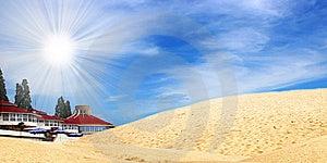 Desert Royalty Free Stock Image - Image: 8280006