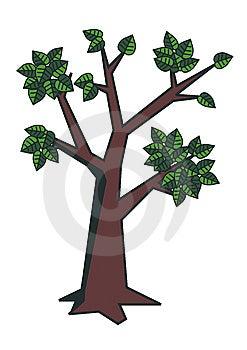 Tree Royalty Free Stock Photos - Image: 8280348