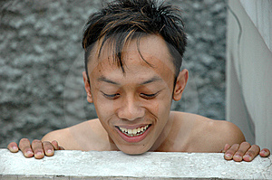 Young Man Royalty Free Stock Images - Image: 8281579
