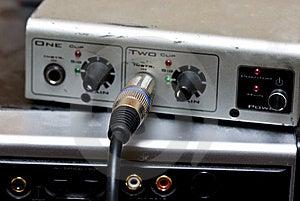 Audio Royalty Free Stock Photo - Image: 8282345