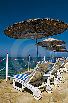 Turkish Resort Stock Photo - Image: 8283250