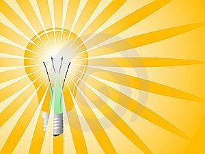 Realistic Light Bulb Stock Photos - Image: 8286353