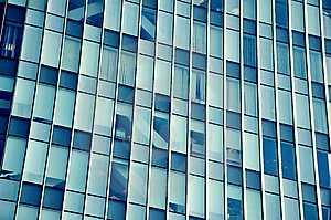 Skyscraper Windows Stock Photography - Image: 8287522