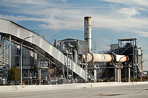 Refinery Equipment Royalty Free Stock Photos - Image: 8287728
