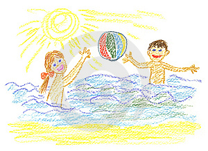 игра шарика Стоковое Изображение - изображение: 8288011