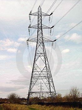 Electricity Supplied Stock Photos - Image: 8288053