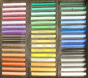 Pastels Royalty Free Stock Photo - Image: 8290635