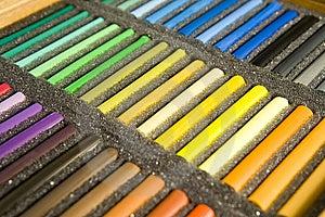 Pastels Stock Image - Image: 8290651