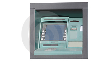 Cash Dispenser Stock Photos - Image: 8290983