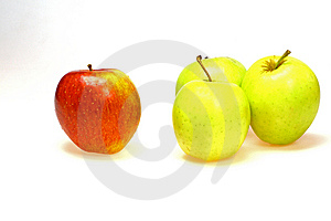 Odd One Out Stock Photography - Image: 8292652