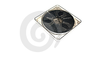 Old Fashioned Film Reel Stock Photography - Image: 8292672