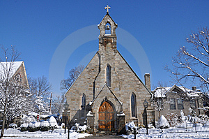 Historical Church Stock Images - Image: 8293084
