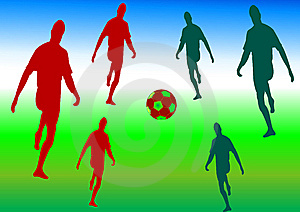 Foot Ball Stock Image - Image: 8293861