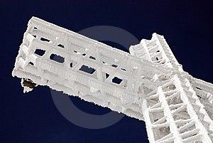 Steel Cross Royalty Free Stock Photo - Image: 8294715