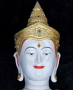 Thailand Wat Chedi Luang Royalty Free Stock Image - Image: 8294916