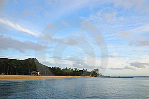 Diamond Head Crater Hawaii Stock Photo - Image: 8296030